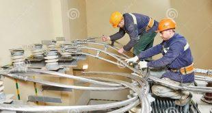 industrial-power-installation